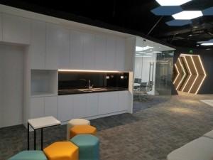 Cải tạo nội thất Coworking Space Golden Net dự án 2