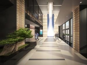 Cải tạo nội thất Coworking Space Leadvisors Tower