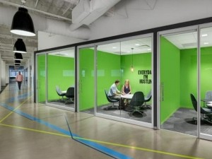 Cải tạo nội thất Coworking Space công ty Hoàn Mỹ