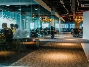 Cải tạo nội thất Coworking Space Kim Khí Thăng Long