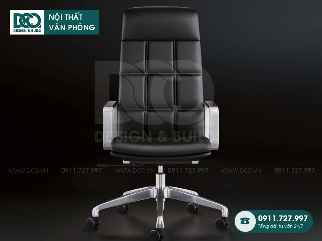 Phân biệt các loại ghế xoay văn phòng phổ biến