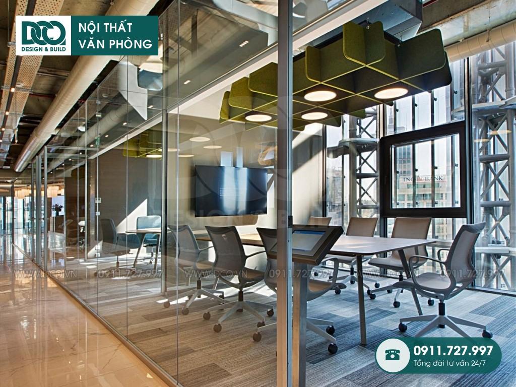 Mẫu nội thất văn phòng 1500m2 CENXSPACE Mỹ Đình