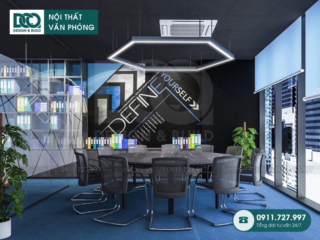 Mẫu nội thất văn phòng 138 Trần Bình