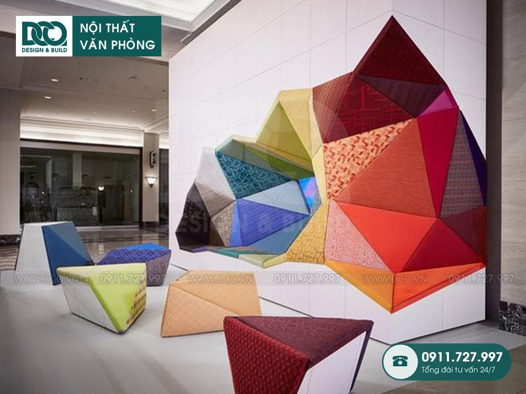 Giá thành thi công nội thất không gian sáng tạo