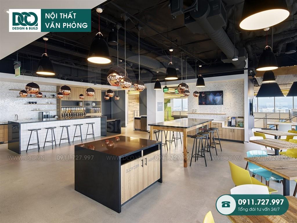 Chi phí cải tạo nội thất sảnh Lounge