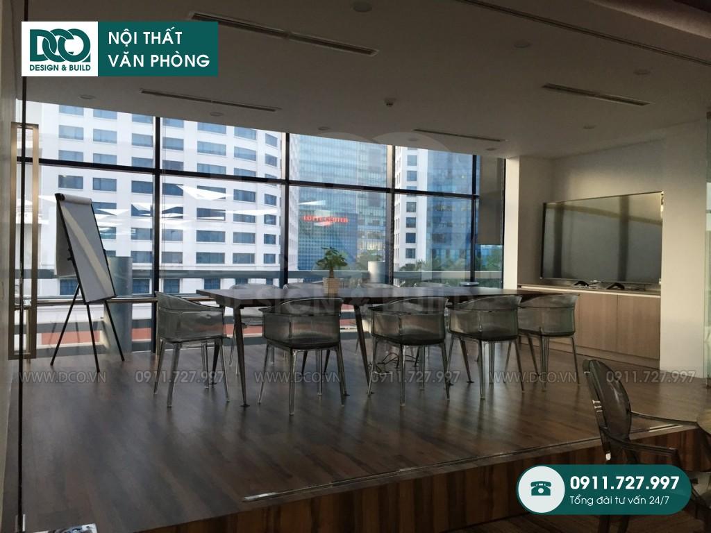 Dự án thiết kế văn phòng tòa nhà tại 519 Kim Mã