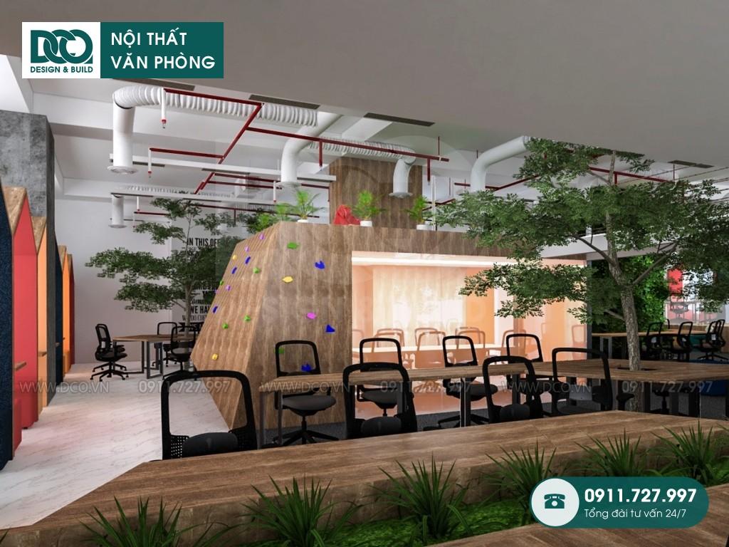 Đơn giá thiết kế nội thất phòng họp