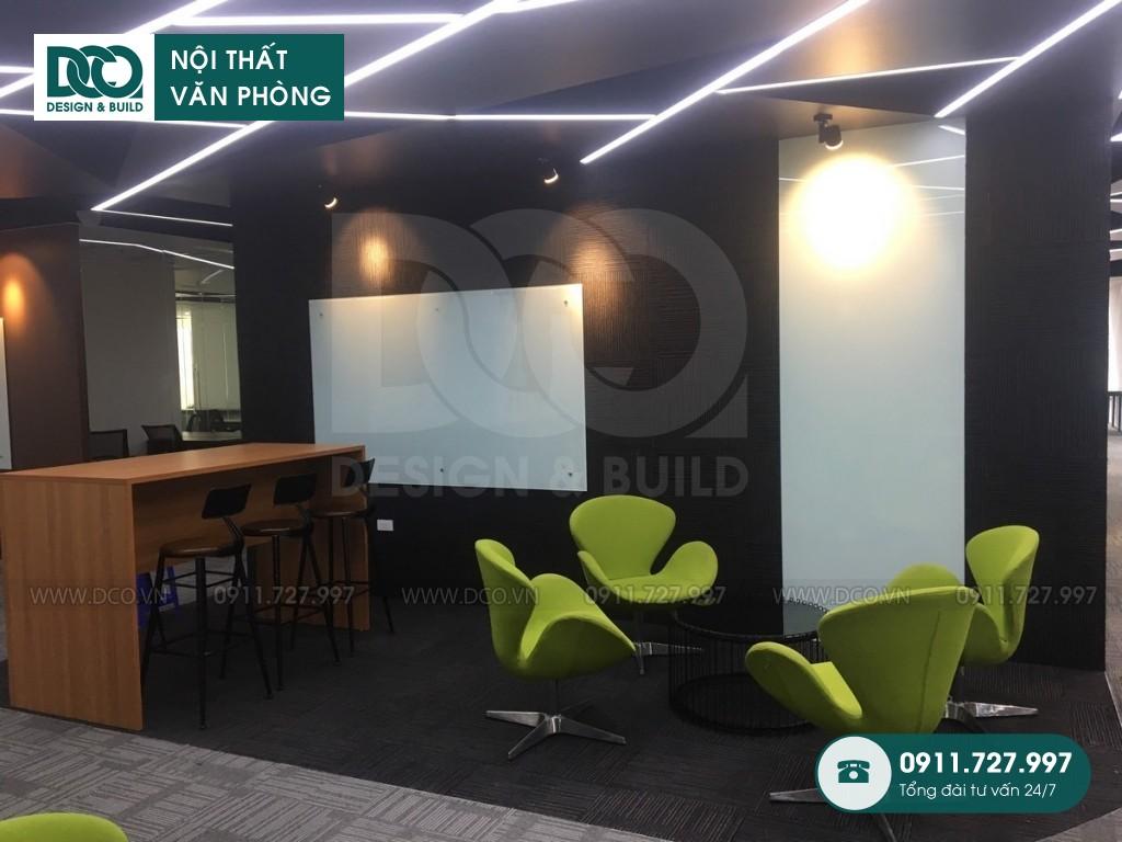 Dự toán thiết kế nội thất phòng họp