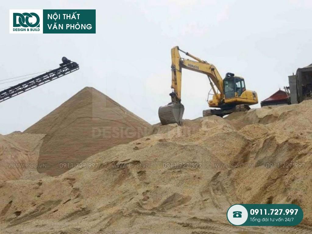 Giá vật liệu xây dựng tỉnh Phú Thọ quý II năm 2020
