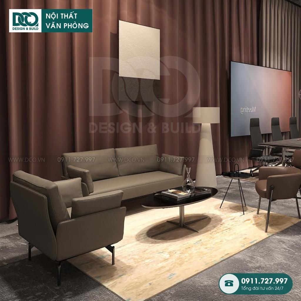 Sofa văn phòng S-123