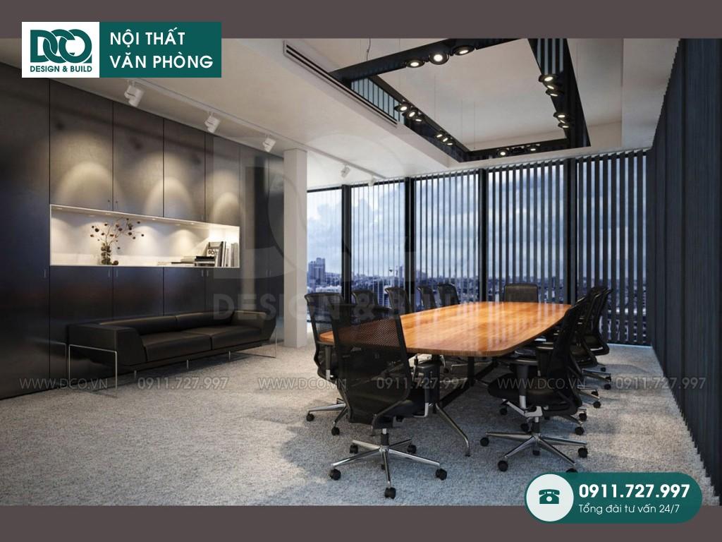 Khái toán thiết kế nội thất phòng meeting