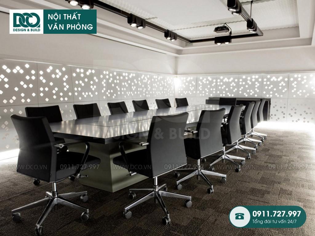 Chi phí cải tạo nội thất phòng meeting