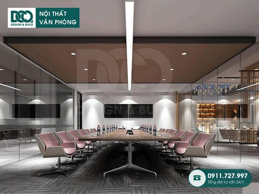Báo giá cải tạo nội thất phòng meeting