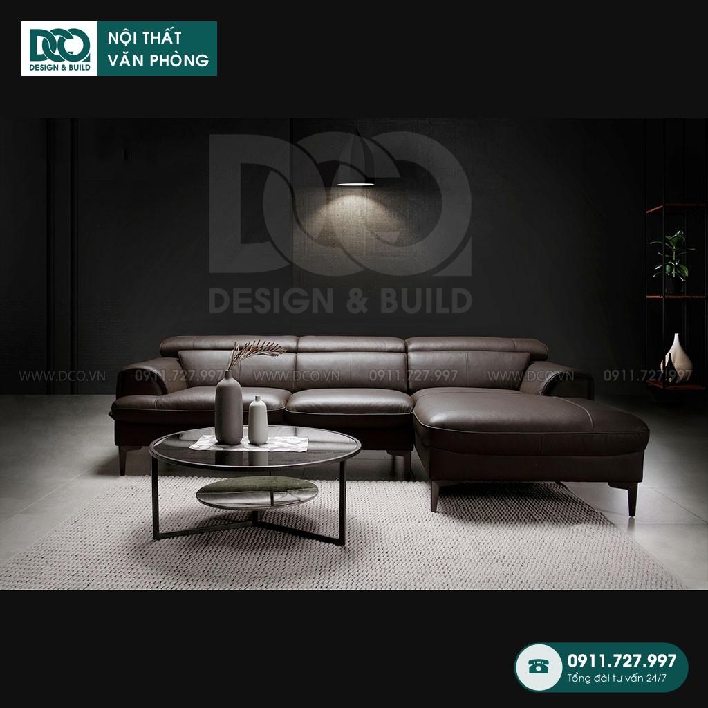 Sofa văn phòng DG-855
