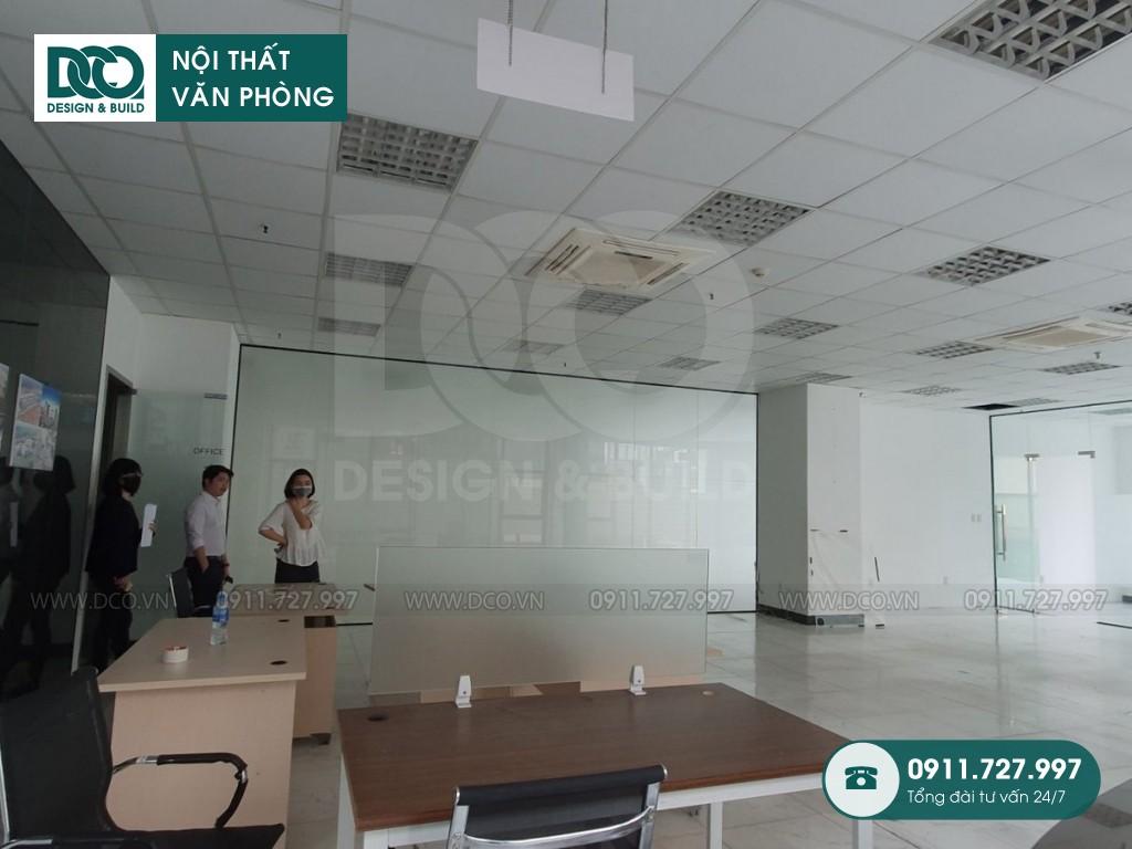 Cải tạo nội thất văn phòng tòa nhà Shinkawa
