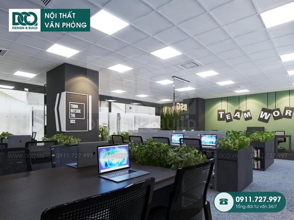 Cải tạo nội thất văn phòng tòa nhà Royal City