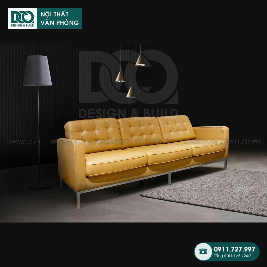 Cách độc đáo làm sạch ghế sofa da hiệu quả